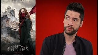 Mortal Engines - Movie Review