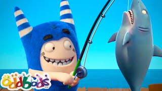 ODDBODS   Stranger Things At The River & Other Animated Stories   Cartoon For Kids