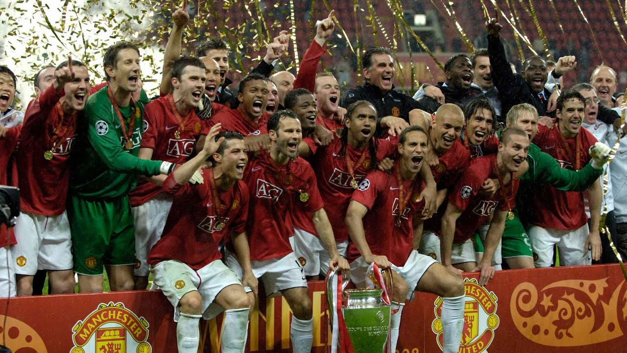 Download Manchester United vs Chelsea 2008 UCL Final Match Full Highlights With the Penalty Shootout
