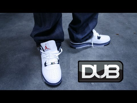 wholesale dealer 557e1 b1c29 Air Jordan Force IV - Exclusive Video - YouTube