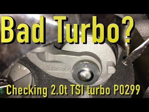 Фото к видео: Does Your VW/Audi 2.0t TSI Have A Bad Turbo