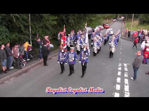East Belfast Protestant Boys FB @ Drumderg Loyalists FB Parade 2017