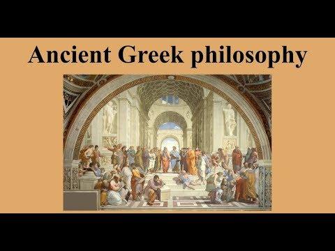 Greek Philosophers Explained in Hindi/Urdu
