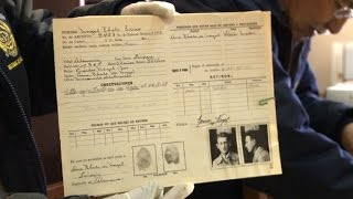 Old files reveal wartime tale of 'Bolivian Schindler'