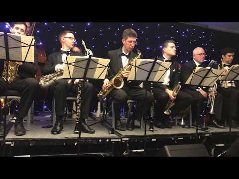 The Keith Nichols - Josh Duffee - Chick Webb Orchestra - Mike Durham's Classic Jazz Party 2018