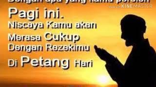 Jaminan Allah bagi orang yang sholat subuh berjamaah!!!!