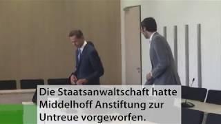 Prozess gegen Middelhoff eingestellt