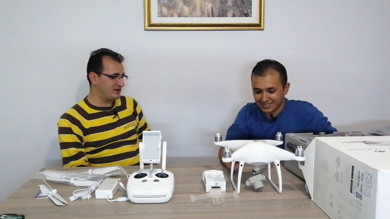 DJI PHANTOM 4 PRO V2.0 / Kutu Açılımı / Dron Yasal Boyut / Özellikleri / Uçuş Modları фото