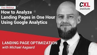 [How to increase conversion rate] Analyze Landing Pages with Google Analytics