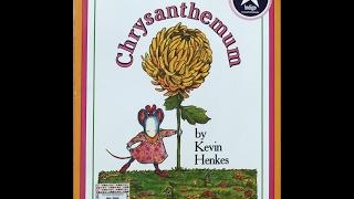 Read-Aloud of Chrysanthemum by Kevin Henkes