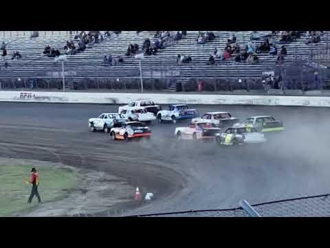 Stock car heat #4 P1 RPM Speedway 5.28