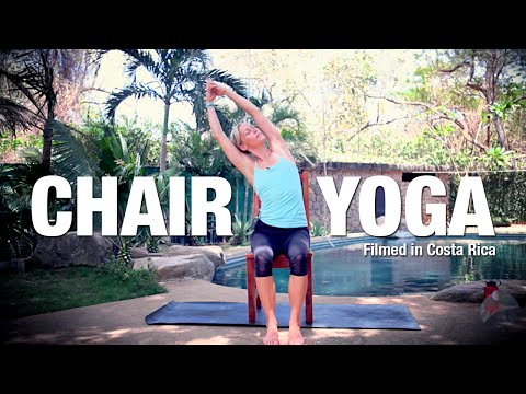 Sun Salute Chair Yoga Class - Five Parks Yoga