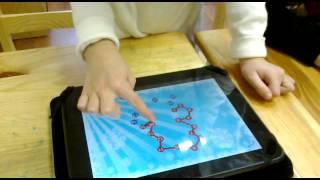 Обучение с использованием планшета