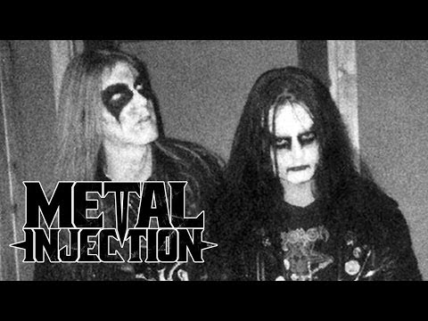 #2: Mayhem Church Burnings - 10 Most Controversial Moments in Metal on Metal Injection