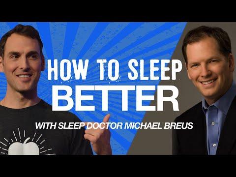 The Sleep Doctor Michael Breus on how to get the best sleep ever