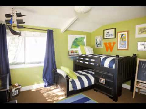 Toddler Boy Room Decorating Ideas Youtube