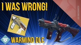I Was Wrong About This Exotic - The HuckleBerry - Destiny 2