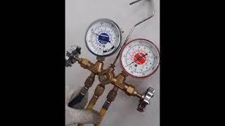 teknik pump down AC split