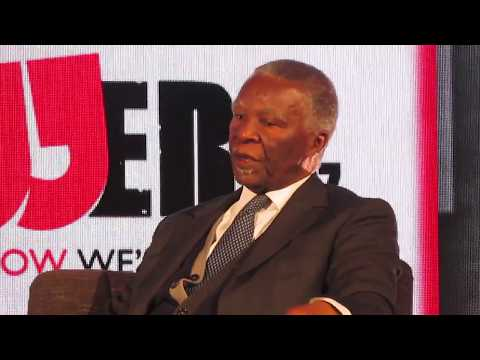 Thabo Mbeki describes how the ANC lied to him and Julius Mal