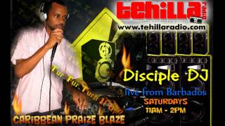 GOSPEL REGGAE SESSION LIVE CARIBBEAN PRAIZE BLAZE RADIO SHOW October 13th 2012.wmv