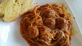 2qt Elite Bistro EASY 8 minute Spaghetti Meatballs Cooks Essentials 4qt