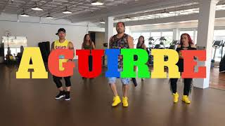 La win2 zumba choreography!