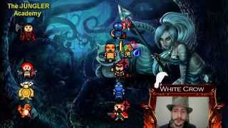 The 3 Pillars of COUNTERJUNGLING - White Crow Diamond Guides