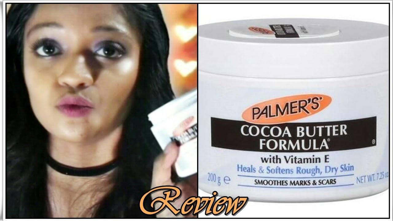 Palmer S Cocoa Butter Reviews 2019 Does It Work