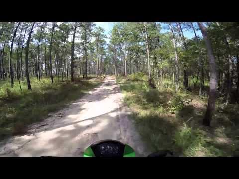 Street - To Dirt ADV - Back To Street - KLR - GoPro#2 - Silver Lake