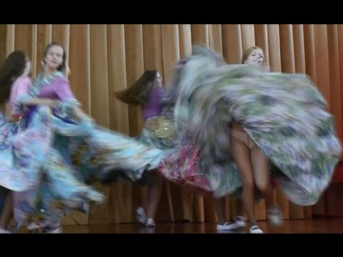 упс в танце фото