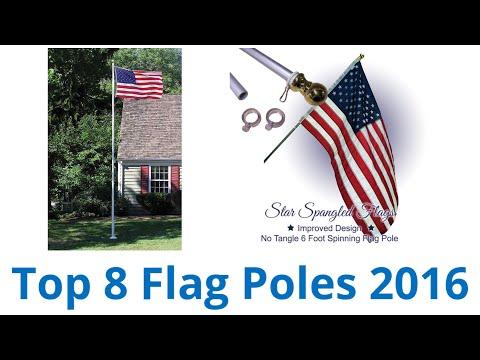8 Best Flag Poles 2016