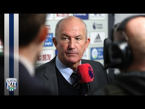 Tony Pulis praises his players after 2-0 defeat by Manchester United