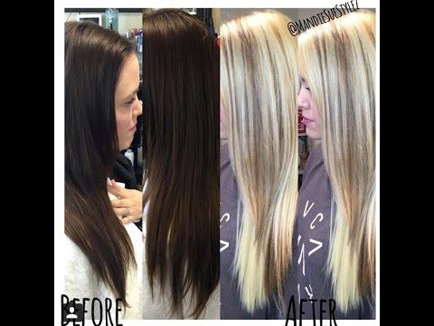 Cómo lograr un color rojo perfecto en el cabello   eHow en