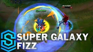 Super Galaxy Fizz Skin Spotlight - League of Legends