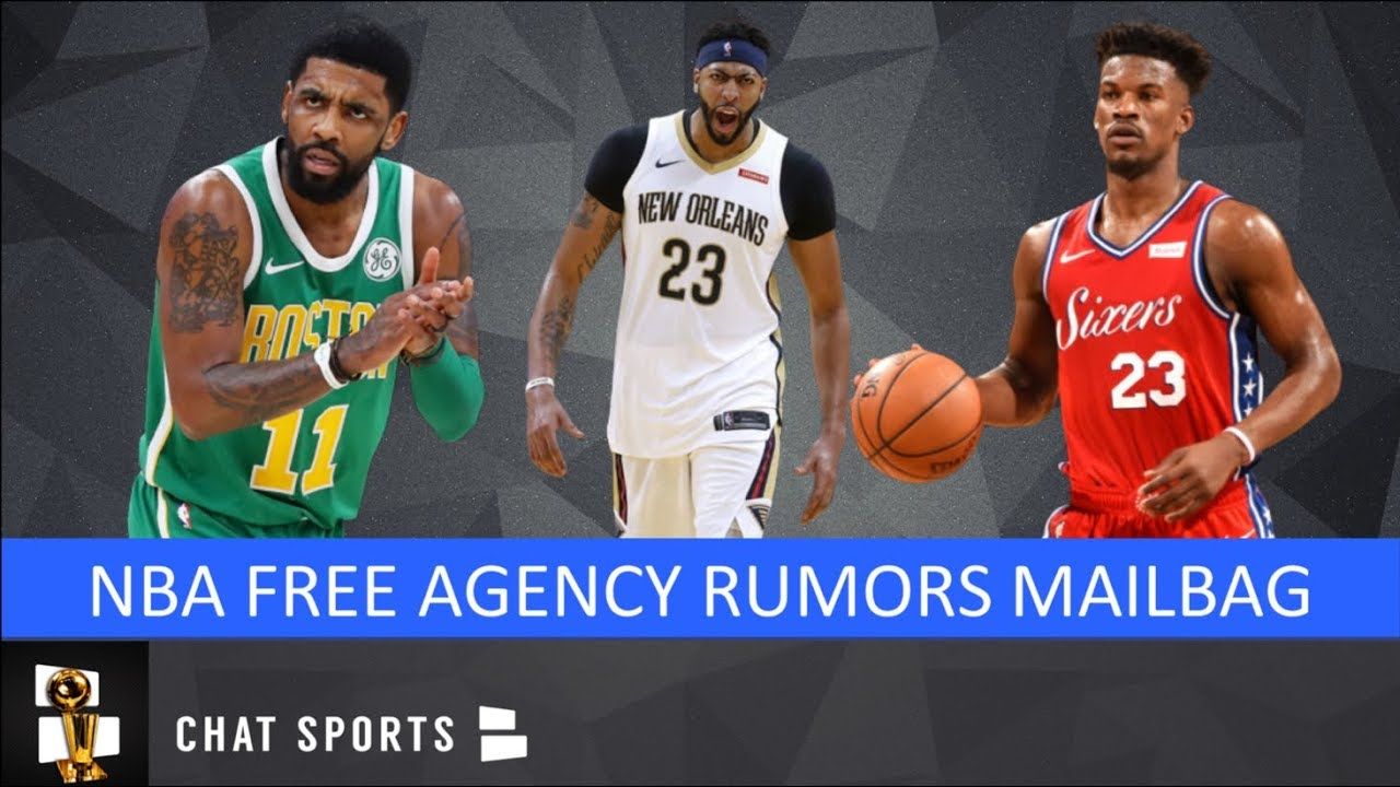 578e8ead0 NBA Free Agency Rumors  Kyrie Irving   Anthony Davis To The Lakers ...