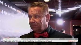 Kymmenen Uutiset - Olli Lindholm on kuollut