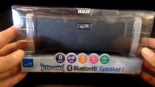 iLive Cyclone Bluetooth Stereo Speaker ISB394S (unboxing)