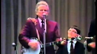 Ralph Stanley & The Clinch Mountain Boys - Clawhammer Banjo Medley