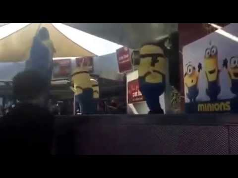 Minions musical act