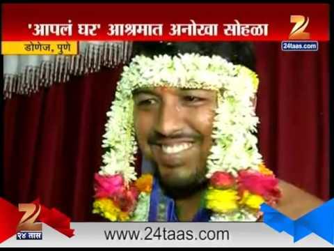 Pune | Simple Wedding in Ashram