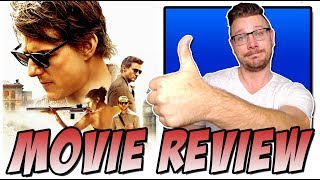 Mission: Impossible: Rogue Nation (2015) | Movie Review (A Christopher McQuarrie Film)