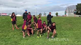 PG Girls Rugby 2018
