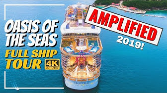 Royal Caribbean Oasis of the Seas | Full Ship Tour & Review | 4K | All Public Spaces Explained