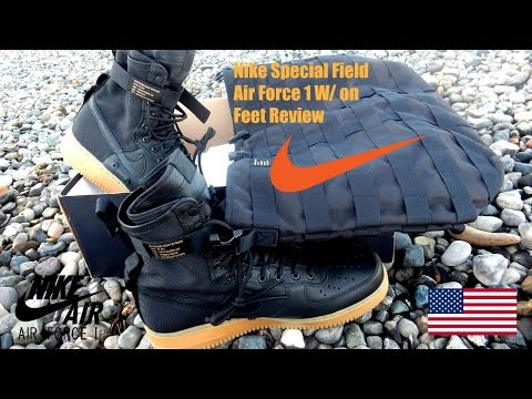 the best attitude d489f fef20 Unboxing of the SF Air Force 1 - YouTube