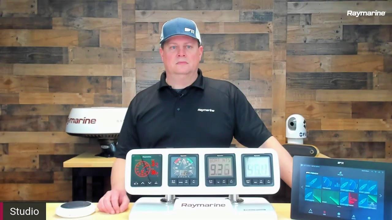 Всеки четвъртък обучителни видеа, за продуктите на Raymarine.