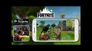 [OFFICIAL] ANDROID FORTNITE SORTIE DATE (Free VBUCKS ON TEL?