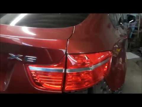 BMW X6 Fuse Box & OBD2 Computer Port Locations - YouTube