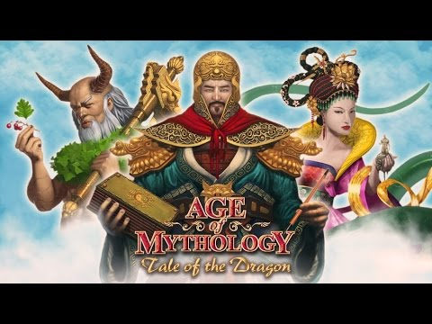 """Age of Mythology: """"Tale of the Dragon"""" Chinese Gameplay"""