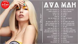 Ava Max Greatest Hits Full Album 2021 - Best Songs Of Ava Max Playlist 2021 Sweet But Psycho, Salt