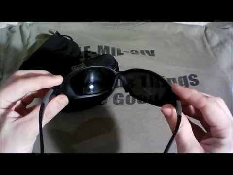 Revision Eyewear Hellfly Ballistic Sunglasses Review 11.19.2011